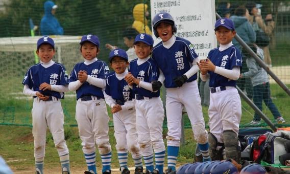 習志野市スポーツ少年団 野球大会開催