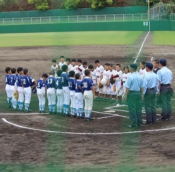 習志野市少年野球 春季大会開催